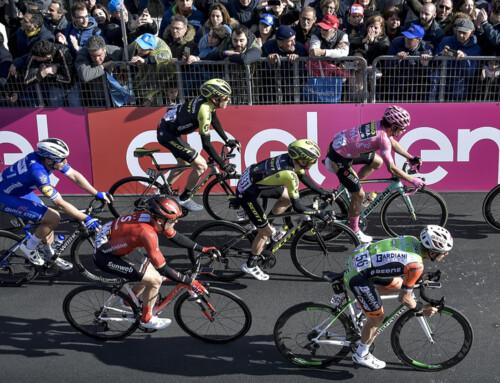 Giro d'Italia: il 13 maggio riparte dalle Grotte di Frasassi