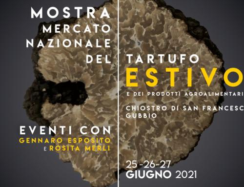 Dal 25 al 27 giugno, Gubbio ospiterà la prima Mostra del Tartufo Estivo